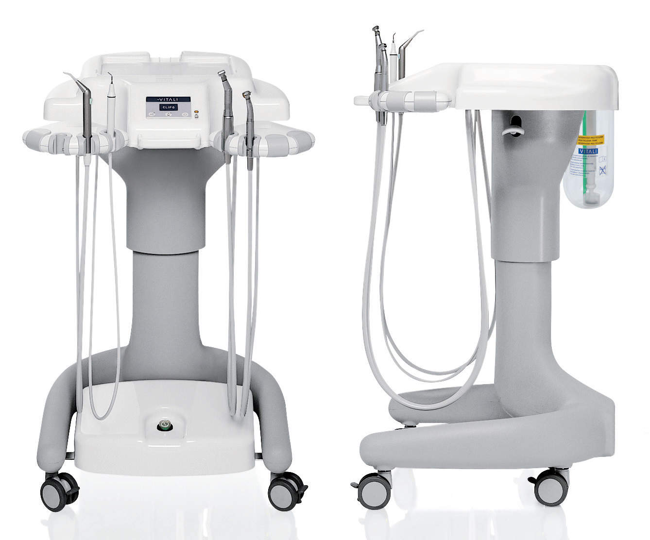 Carrelli Indipendenti - Dental Cart