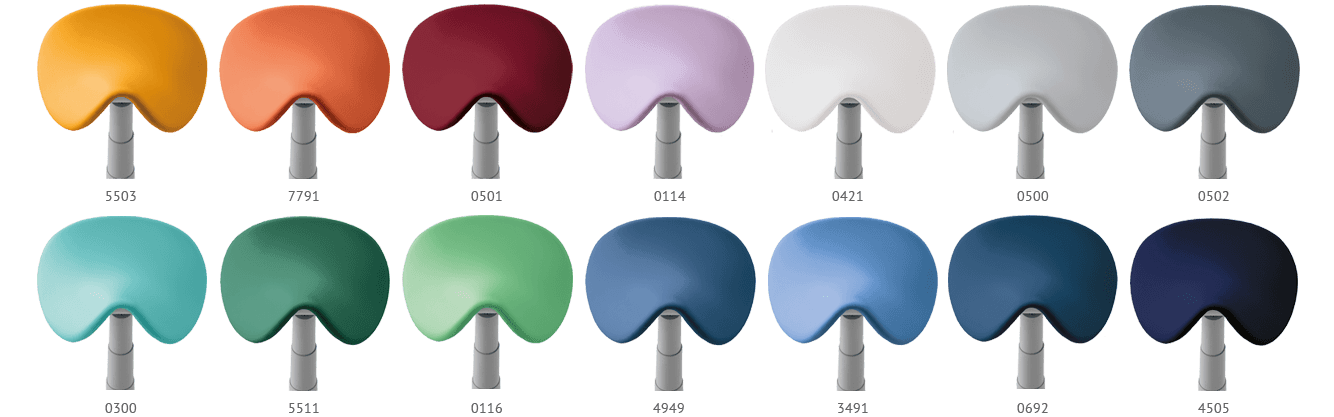 Seggiolini per dentisti Vitali - dentist stools