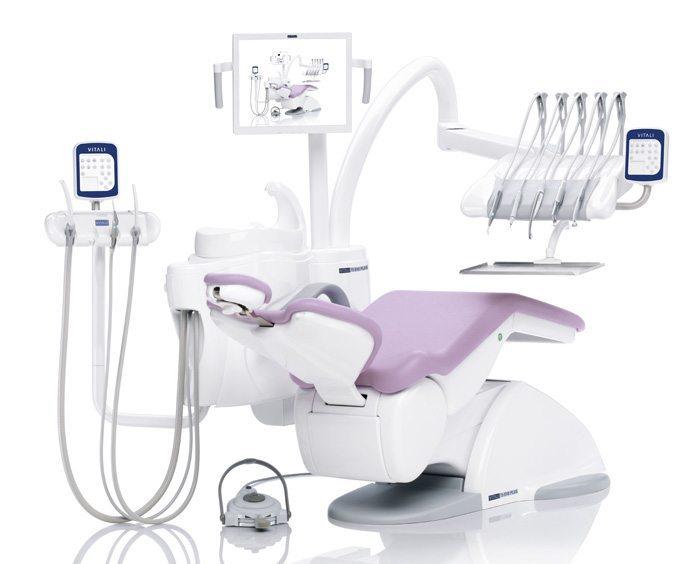 Riunito Odontoiatrico T5EVO Plus Vitali