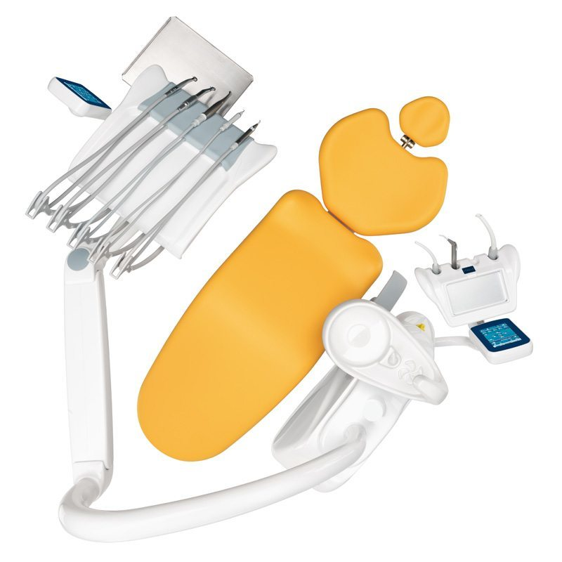 Riunito V8 Touch - V8 Dental Chair