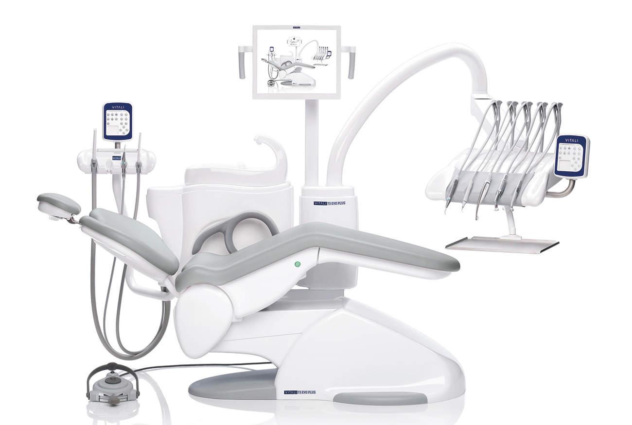 Dental Unit T5 Evo Plus Vitali