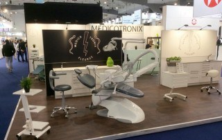 VITALI T5 EVO PLUS - Medicotronix at Dentex 2016