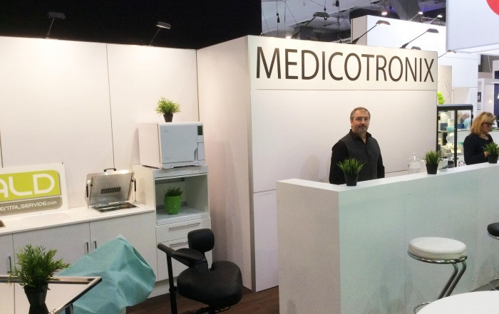 VITALI - Medicotronix at Dentex 2016