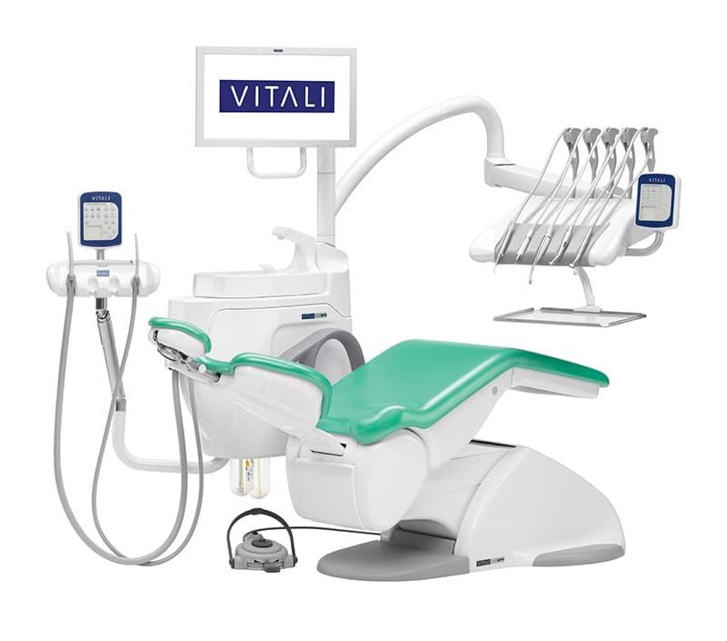 riunito odontoiatrico T5-EVO-PLUS