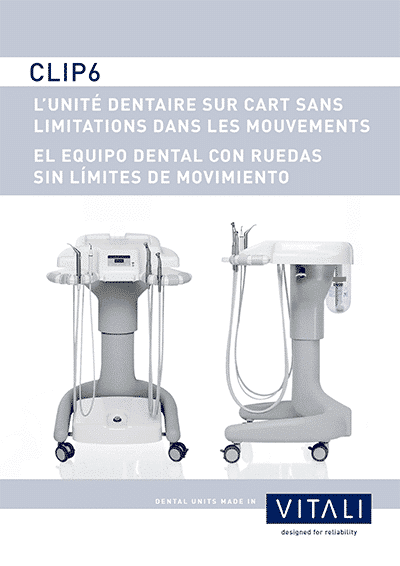 catalogo Estro sedute per dentisti