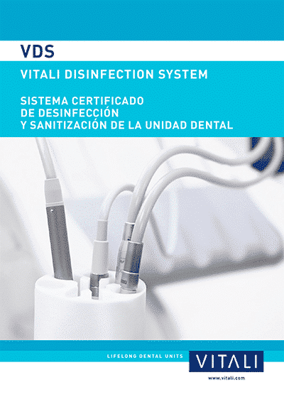 Vitali Disinfection System - Disinfeccion de la unidad dental