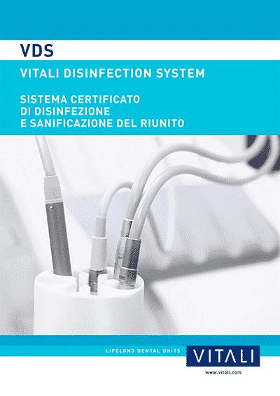 Vitali Disinfection System - Disinfezione del riunito